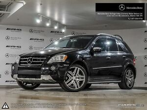 2010 Mercedes-Benz ML63 AMG