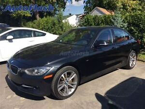 2013 BMW 328 i xDrive Sportline * Cuir rouge!/Red leather! *
