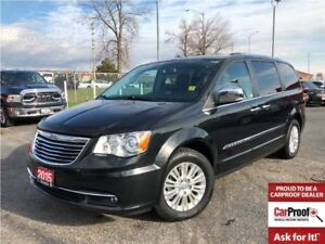 2015 Chrysler Town & Country LIMITED**NAV**SUNROOF**BLUETOOTH**
