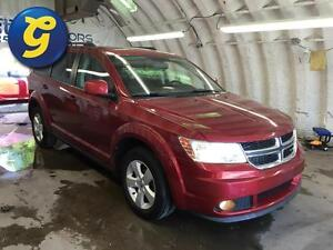 2011 Dodge Journey SXT*SUNROOF*8.4-IN TOUCH SCREEN CD/DVD/MP3 PL Kitchener / Waterloo Kitchener Area image 2