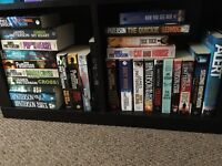 Job lot of James Patterson books
