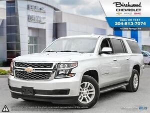 2015 Chevrolet Suburban LT 4WD LEATHER   SUNROOF SPECIAL PRICE D