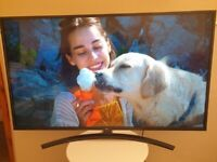 LG 55 Inch 4K Ultra HD HDR Smart LED TV With Freeview HD (Model 55UM7400)!!!