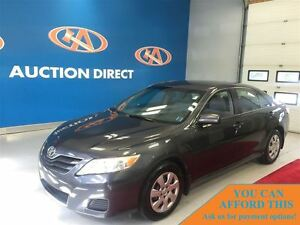 2011 Toyota Camry LE,GREAT SHAPE,FINANCE NOW!!