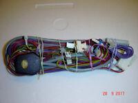 Zanussi - ZWF1421 - Wire Loom (Electrics)