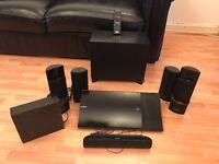 Home cinema Sony sound system complete set