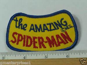 Spiderman-Patch
