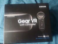 samsung gear vr oculus with controller BNIB