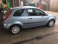 2006 Ford Fiesta STYLE, 3 Door, Petrol, Manual, 12 months MOT, super low miles and very clean