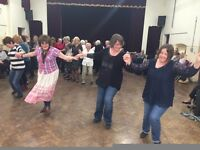 Circle Dance at Avonmouth Winter Well Being Day