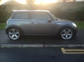 2008 58 MINI COOPER S 1.6 TURBO 40k LOW MILES YEARS MOT FDSH MINT CAR HPI CLEAR PX WELCOME