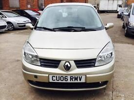 RENAULT SCENIC ,,AUTOMATIC ,,1.6 petrol