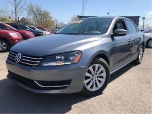 2013 Volkswagen Passat 2.5L Trendline HEATED FRONT SEATS