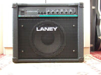 Laney L30R 30W 110 Amp with Reverb ( Electric Guitar Combo Amplifier )