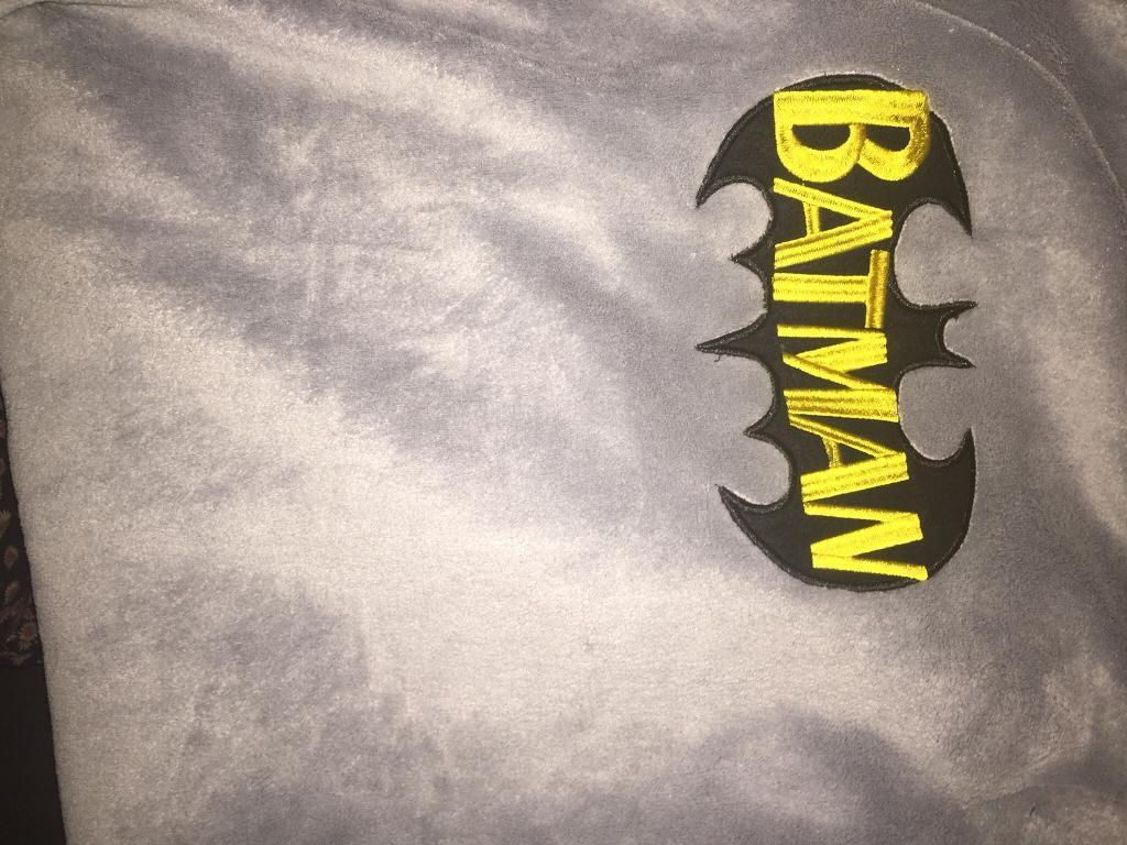 Batman dressing gown aged 12/13 | in Chandlers Ford, Hampshire | Gumtree