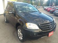 2006 Mercedes-Benz M-Class 3.5L / AWD / LEATHER / ROOF / LOADED