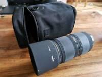 Sigma 50-150mm F2.8 Nikon Lens