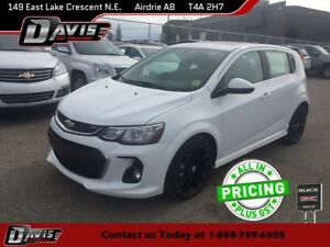 2017 Chevrolet Sonic LT Auto CRUISE CONTROL, REAR VISION CAME...