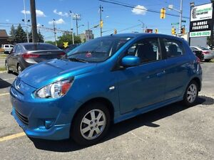 2014 Mitsubishi Mirage LIKE NEW l 7,000km l HEATED SEATS Kitchener / Waterloo Kitchener Area image 1