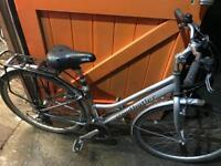 Ladies Claude Butler Town Bike, Fully Serviced, Free Lock, Lights, Delivery