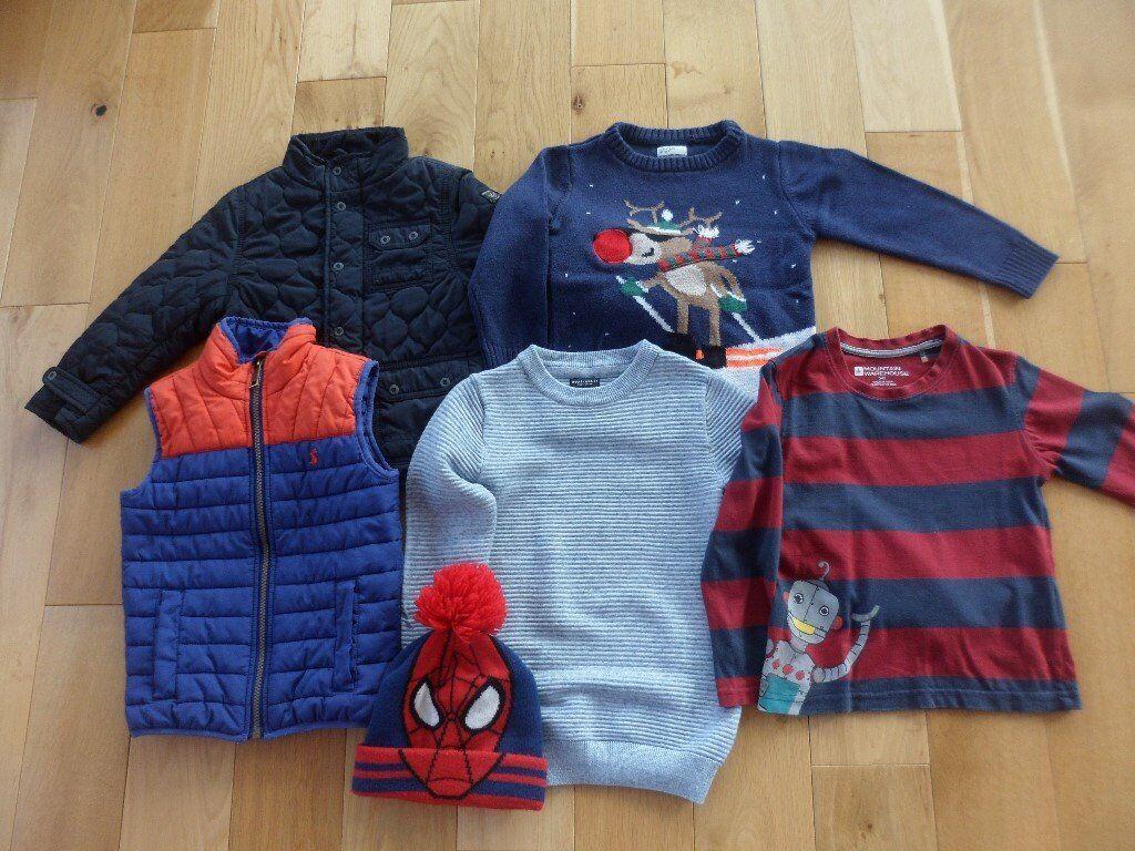 Boys Clothes Age 5