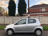 TOYOTA YARIS AUTOMATIC, 04 REG, 90K MILES, 5 DOOR, HPI CLEAR, 1 YR MOT, CAN DELIVER