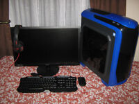 GAMING PC , BARGAIN MUST SEE.