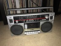 80s Toshiba Radio/Cassette Boom Box