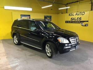 2011 Mercedes-Benz GL-Class GL550 ~ DVD ~ AMG RIMS ~ FULLY LOADE