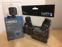 Brand new GoPro Hero 5 session action cam and chest harness