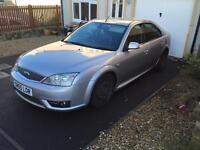 """16"""" mondeo steel wheels with good tyres"""