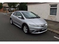 Honda Civic 1.4 i-DSI SE Plus Hatchback 5dr FULL HONDA HISTORY+LOW MILEAGE