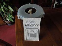 Kenwood potato peeler
