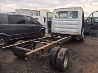 Iveco daily double wheeler 3.0 2008 year breaking spare parts available