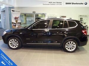 2013 BMW X3 Xdrive35i***TOIT PANORAMIQUE***