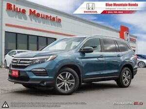 2016 Honda Pilot EX-L - All Wheel Drive/8 Passenger