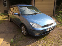SPECIAL EDITION 1.8 - MP3 FOCUS / ONLY 71,000 MILES /ANY TRIAL OR INSPECTION WELCOME/