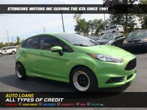 2015 Ford Fiesta EXTREMELY RARE / ST / 6 SPD MANUAL / RECARO SEA