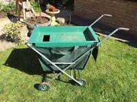 Garden hand trolley