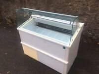 Ice Cream Freezer for Napoli / Scooping Containers
