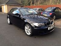 BMW 120D Coupe, 175BHP, FSH, 12 months MOT, 59K miles, 1 Previous Owner , just serviced.