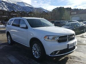 2016 Dodge Durango Limited *Rearview Camera, Heated Seats, All W