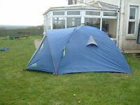 4 person tent with porch