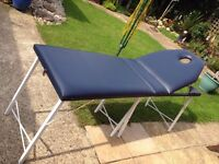 Massage Table/Therapy Couch
