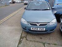 Vauxhall Corsa, 2006, 1.2 Twinport