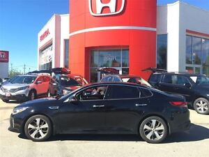 2016 Kia Optima SX Turbo - No Accidents! Leather and Navigation!