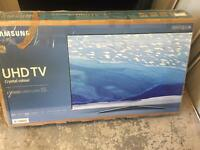 "Samsung 55"" 4k ultra HD smart led tv ue55ku6400"