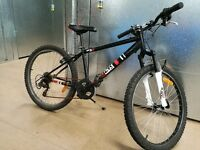 "Rockrider 5.0 Mountain bike with 24"" wheels"