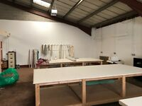 Curtain Making Tables