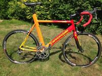 Cannondale Multisport 2000 Aero Road Bike, Bicycle Triathlon, 56 cm. frame, Ultegra